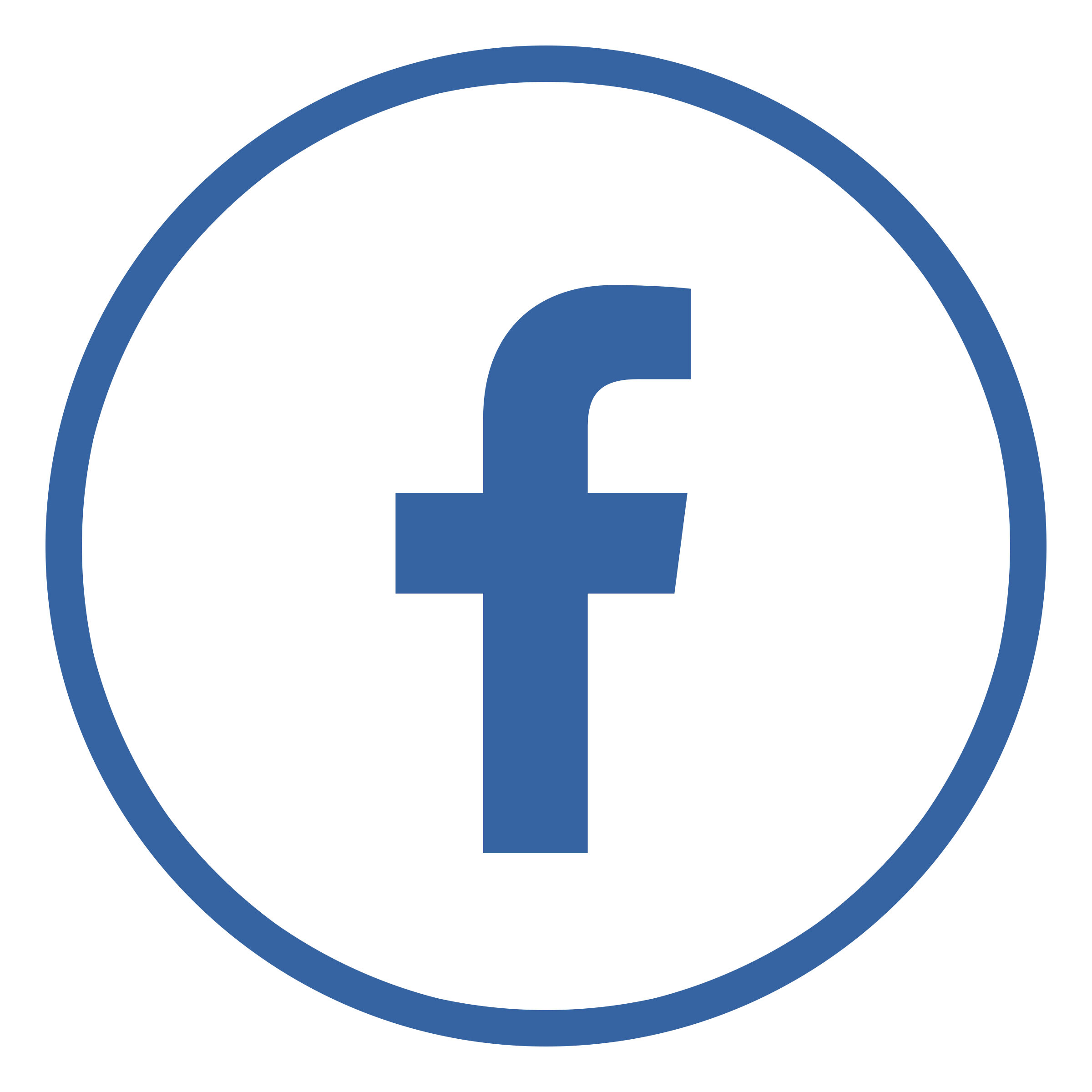Logo Facebook Circle Png Pictures
